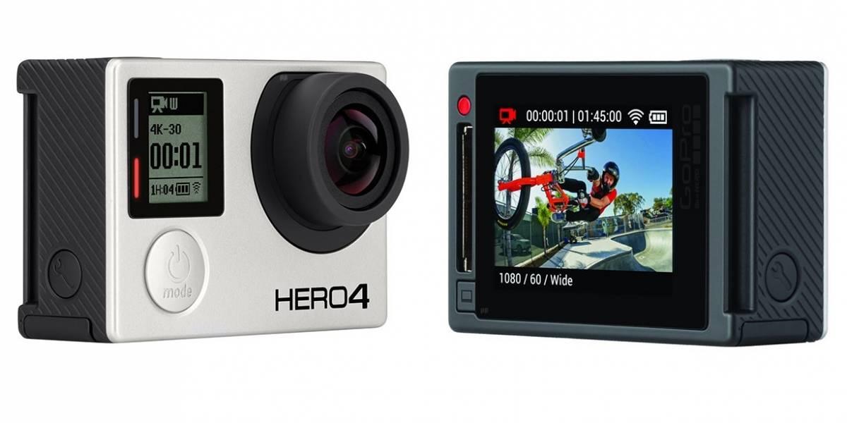 Filtran supuestos detalles e imágenes de las próximas GoPro Hero 4