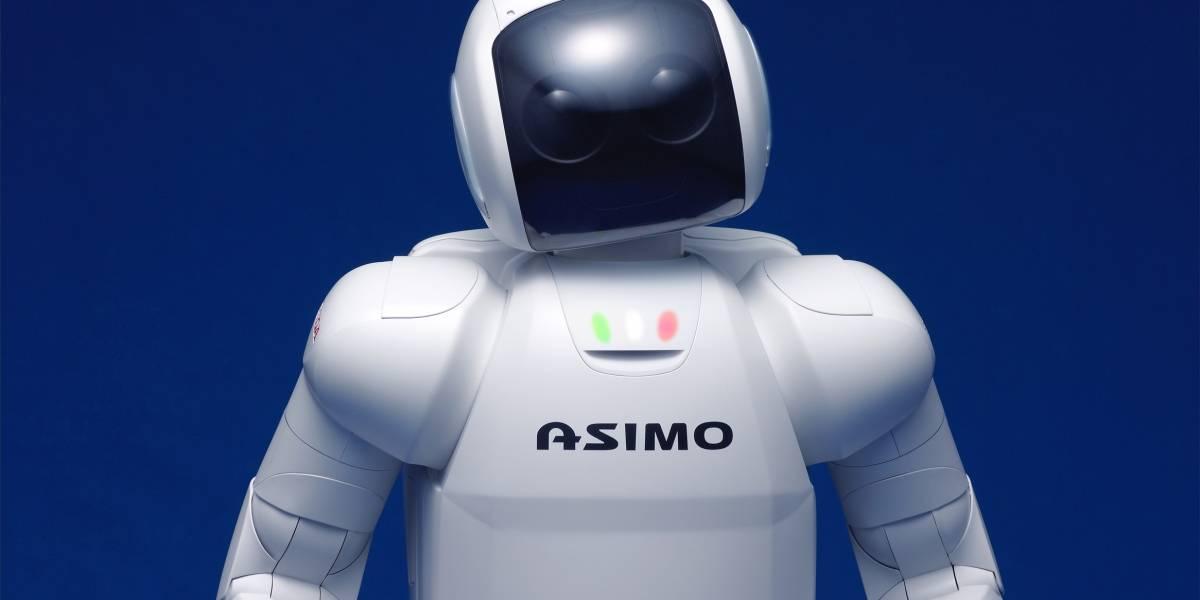 ASIMO cumple 10 años