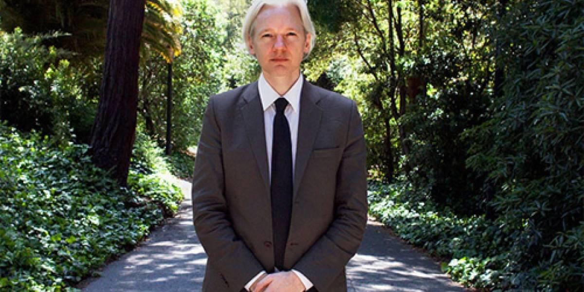 El fundador de Wikileaks, Julian Assange, fue detenido por la policía británica