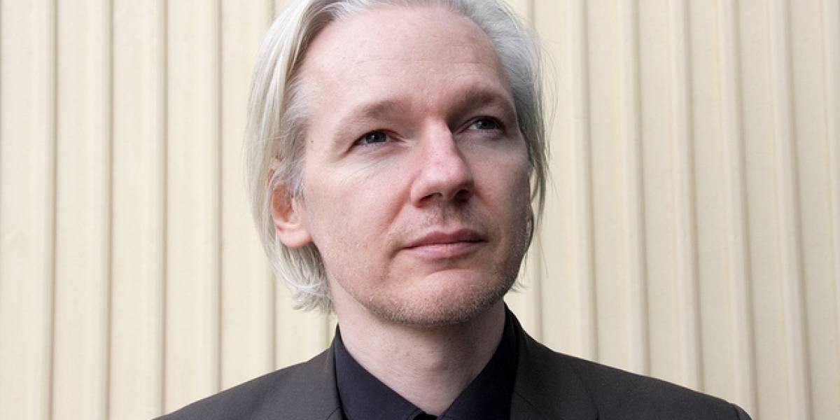 Julian Assange está en lista de buscados por la Interpol