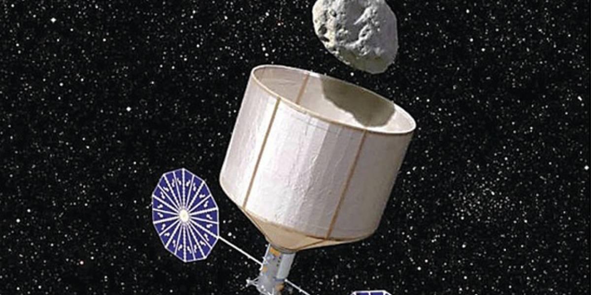 La NASA planea capturar y traer a la Tierra un asteroide desde el espacio exterior