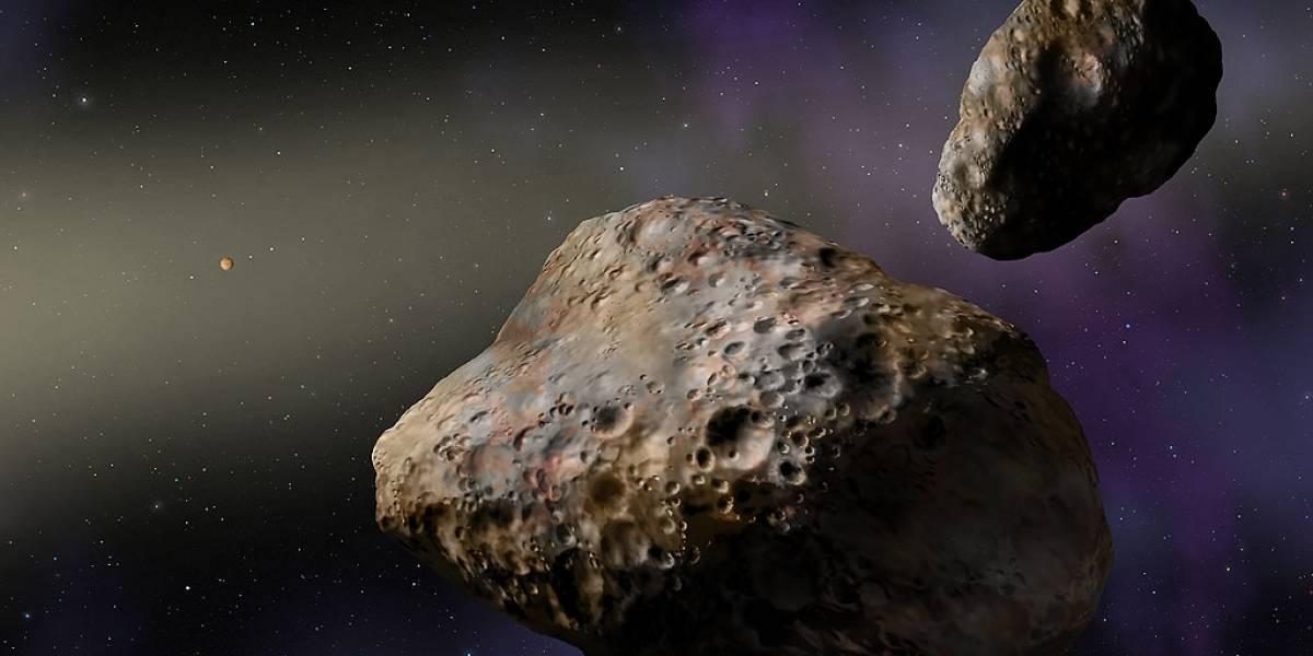 Asteroide pasará muy cerca de la Tierra este lunes