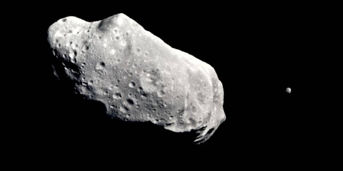 Descubren un asteroide que comparte la órbita de la Tierra