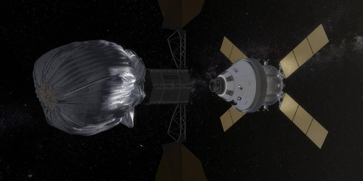 NASA identifica tres posibles asteroides que podría capturar para poner en la Luna