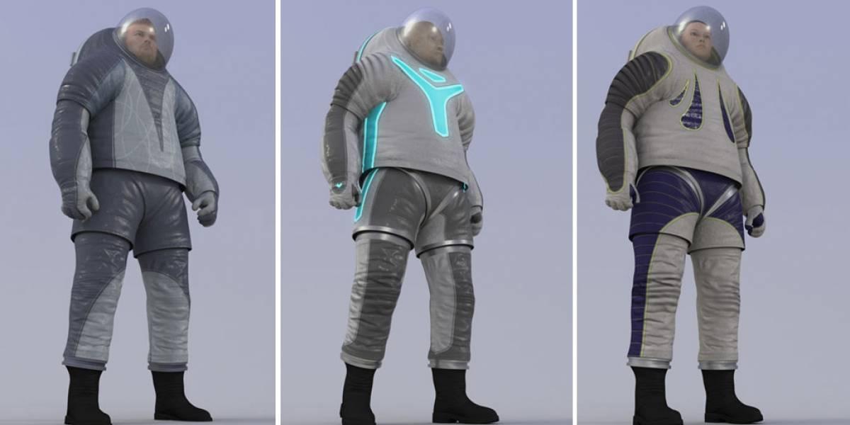 NASA invita a votar por el traje de astronauta con más estilo