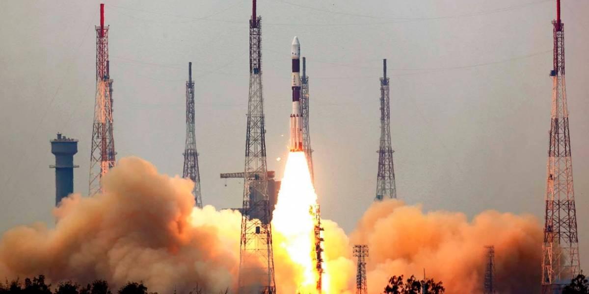 India lanza observatorio astronómico de 1.5 toneladas al espacio exterior