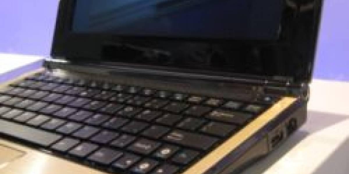 Asus tendrá un sub-notebook con Atom y unidad óptica