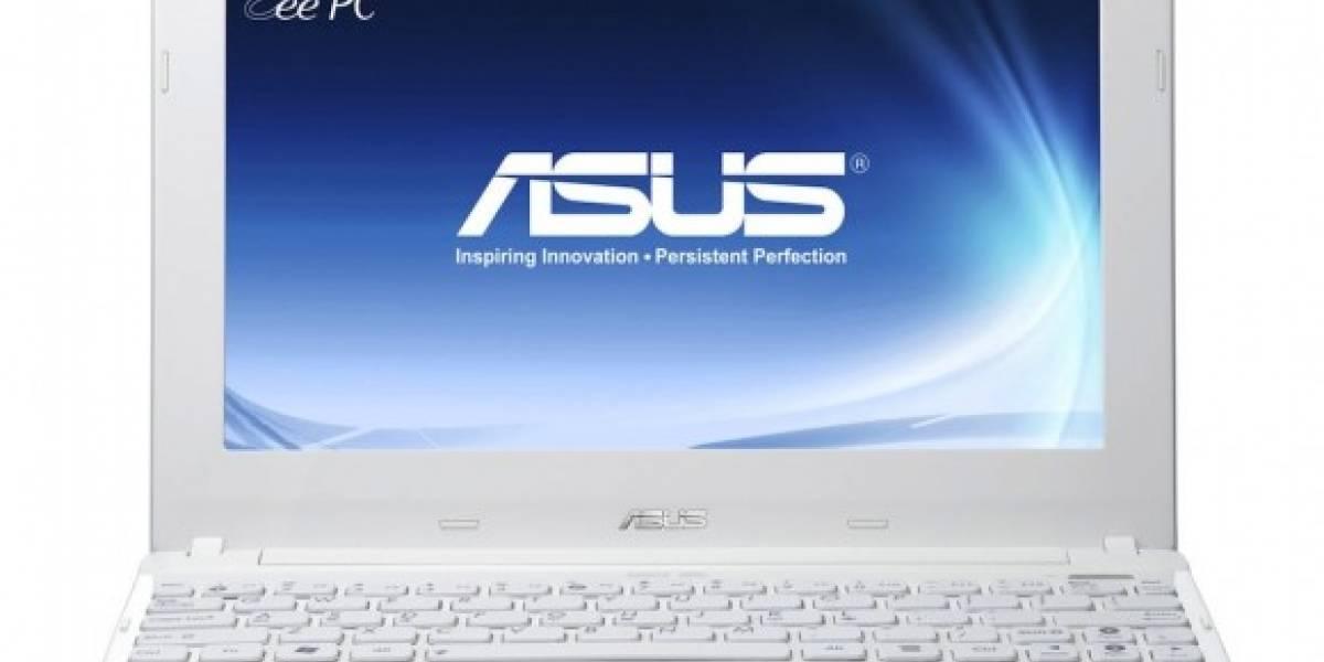 Asus presenta el Eee PC X101, un netbook que usa MeeGo