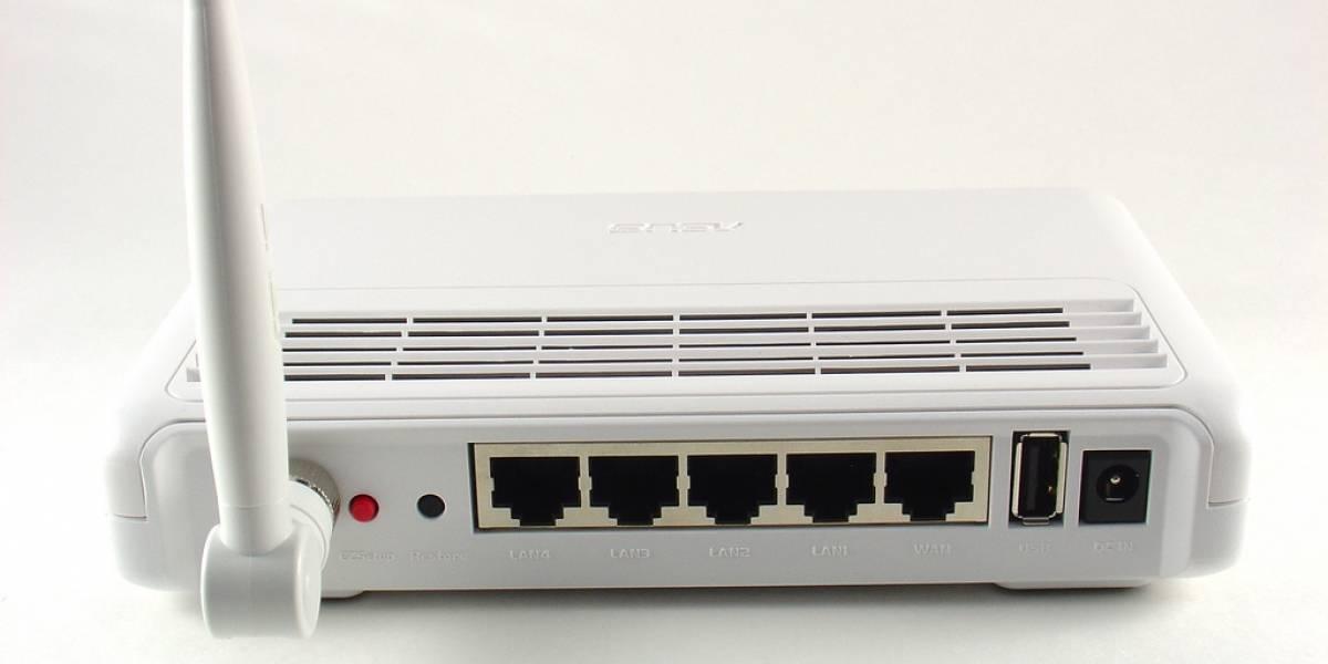 Vulnerabilidad de routers Asus permite acceder a documentos de usuarios
