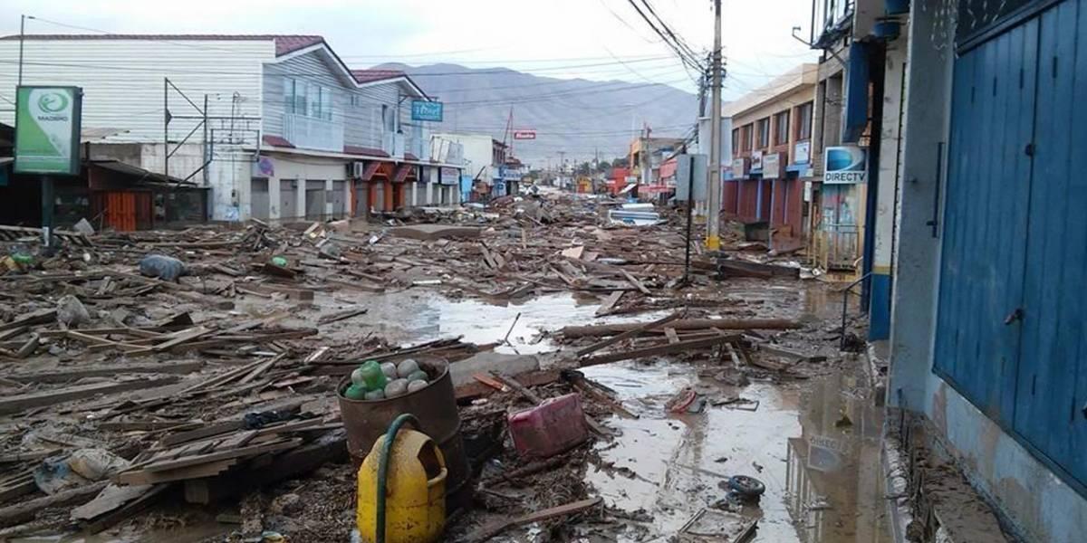 Google habilita su buscador de personas durante las inundaciones en el norte de Chile