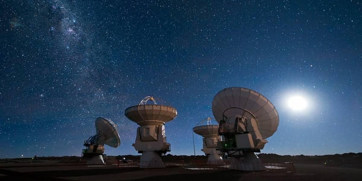 Chile y México podrían recibir al proyecto astronómico Cherenkov Telescope Array