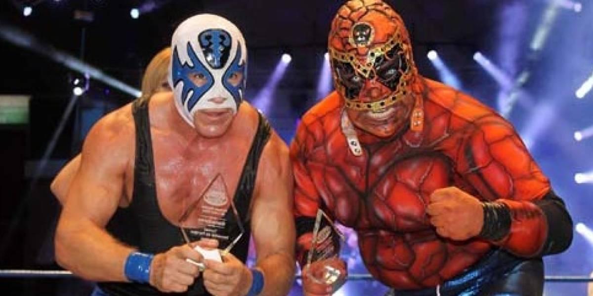 El día que Atlantis y Mr. Niebla se unieron para coronarse en la Arena México