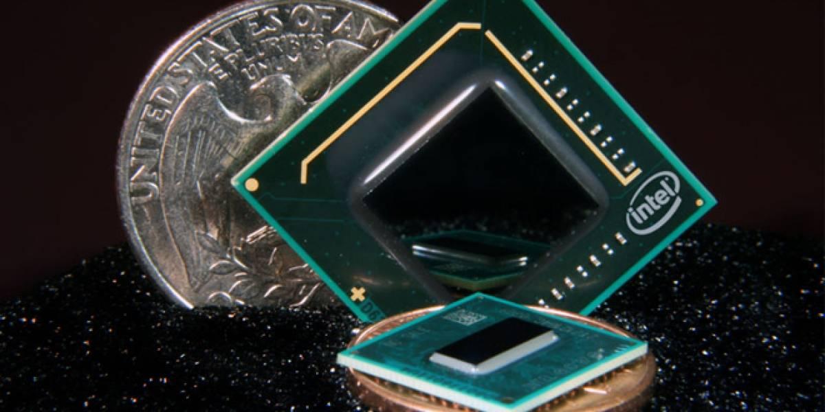 Intel prepara el regreso del procesador Atom