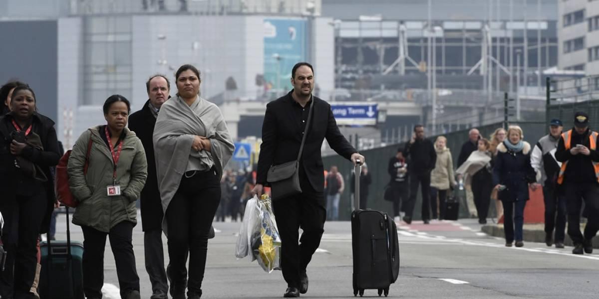 Facebook activó comprobación de seguridad por ataques en Bruselas