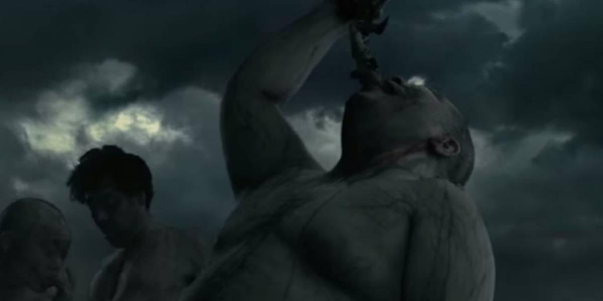 Gigantes devoran personas en el nuevo tráiler de Attack on Titan