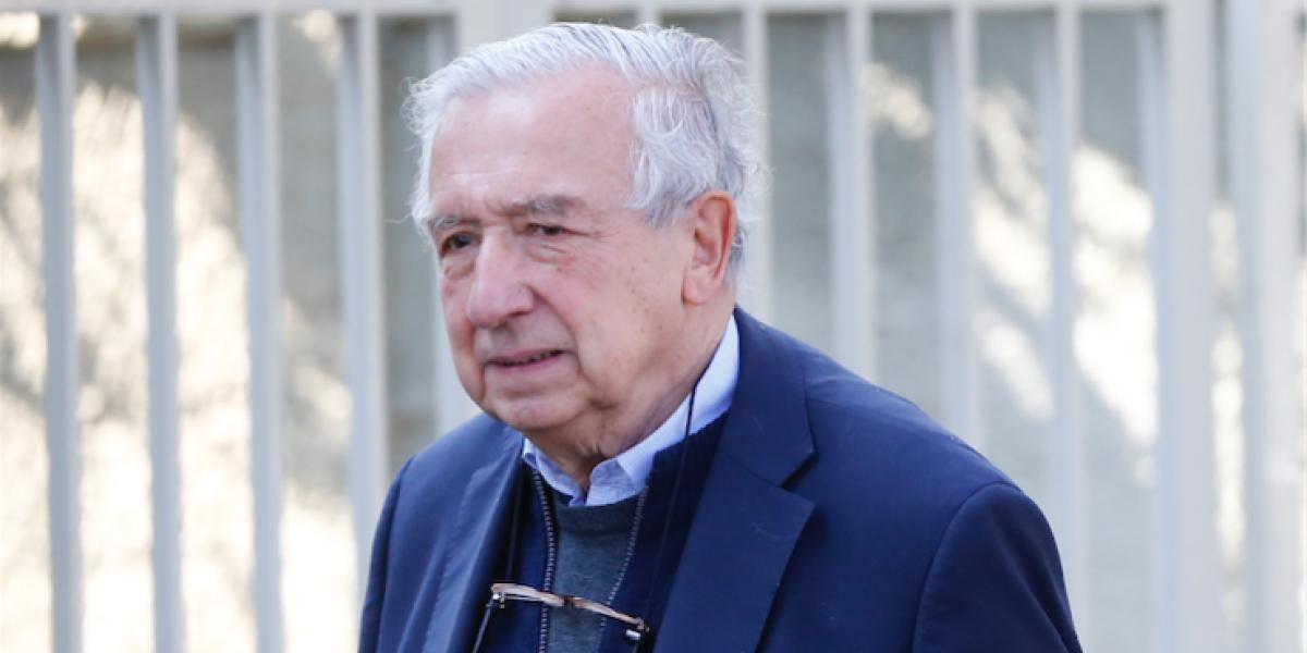 Ex alumno del San Ignacio emplaza a padre Fernando Montes por caso de abusos