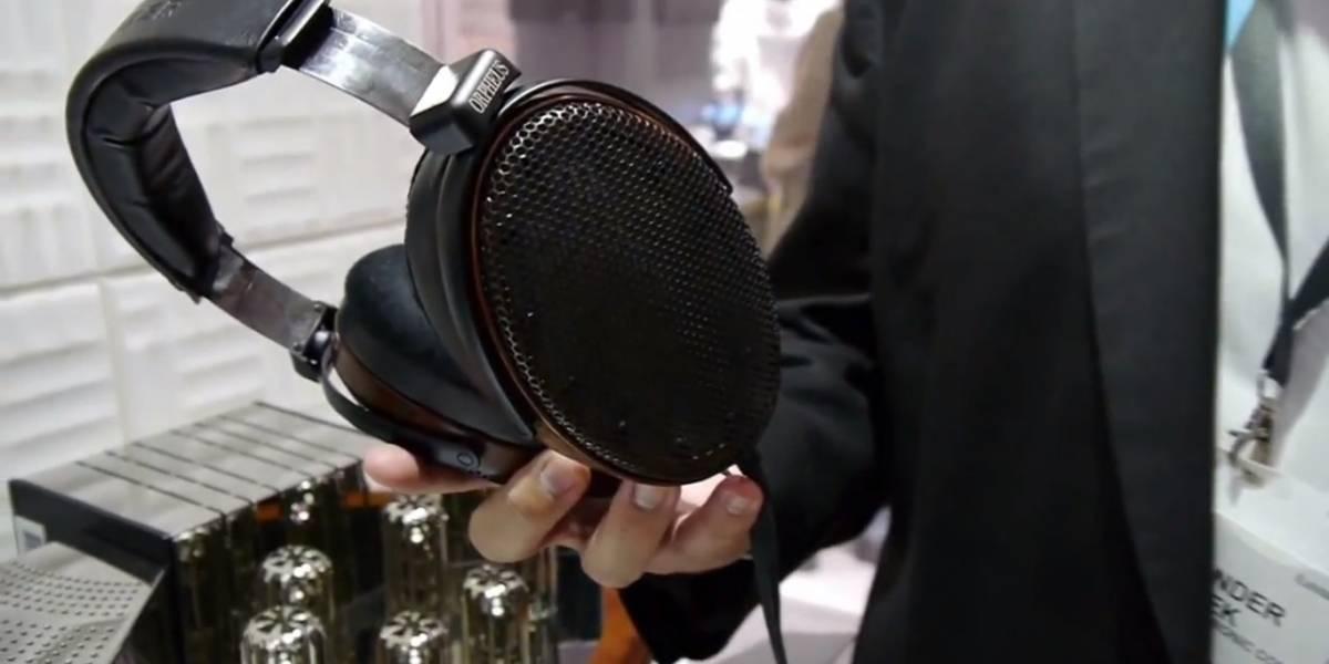 CES 2013: Sennheiser Orpheus HE90, los mejores y más caros audífonos del mundo