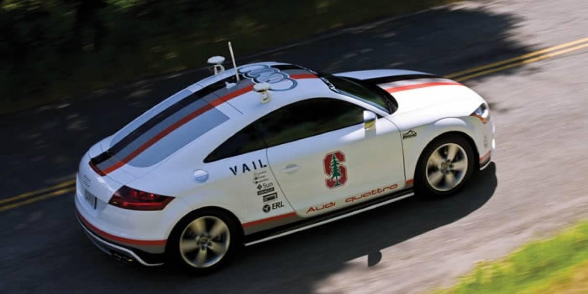 Audi TTS cumplió su desafío y trepó Pikes Peak de manera autónoma