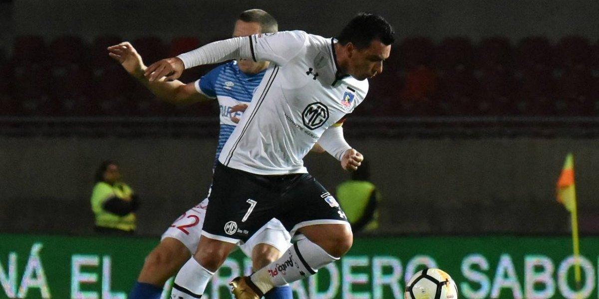 """Un avergonzado y enojado Esteban Paredes habló fuerte: """"Es lamentable lo que está sucediendo en Colo Colo"""""""