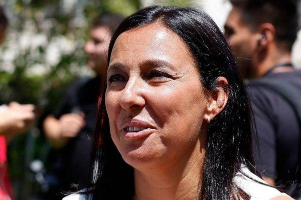 Pauline Kantor es la nueva Ministra del Deporte / imagen: Agencia UNO