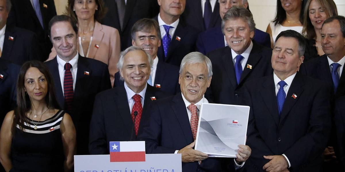 Gabinete: estos son los ministros de Piñera que están de regreso