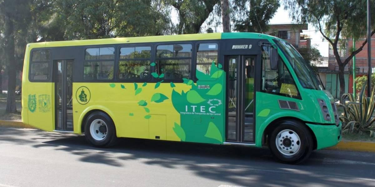 Autobuses que circulan por la Ciudad de México tendrán Wi-Fi gratuito