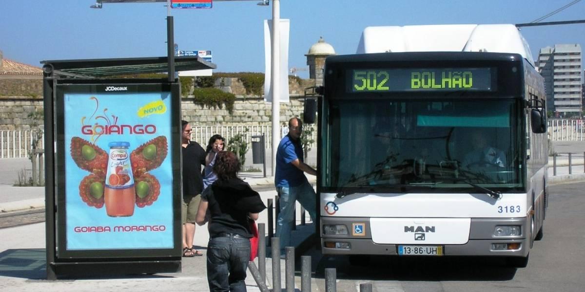 La ciudad de Oporto convierte sus autobuses y taxis en hotspots de WiFi