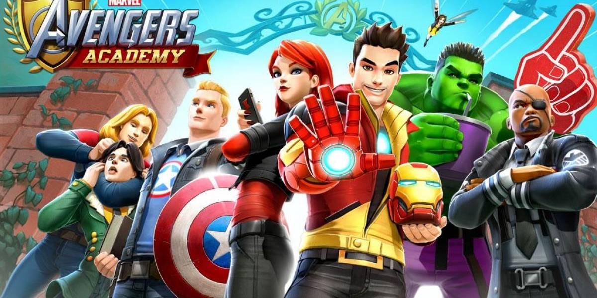 TinyCo regresará a los superhéroes al colegio con Avengers Academy