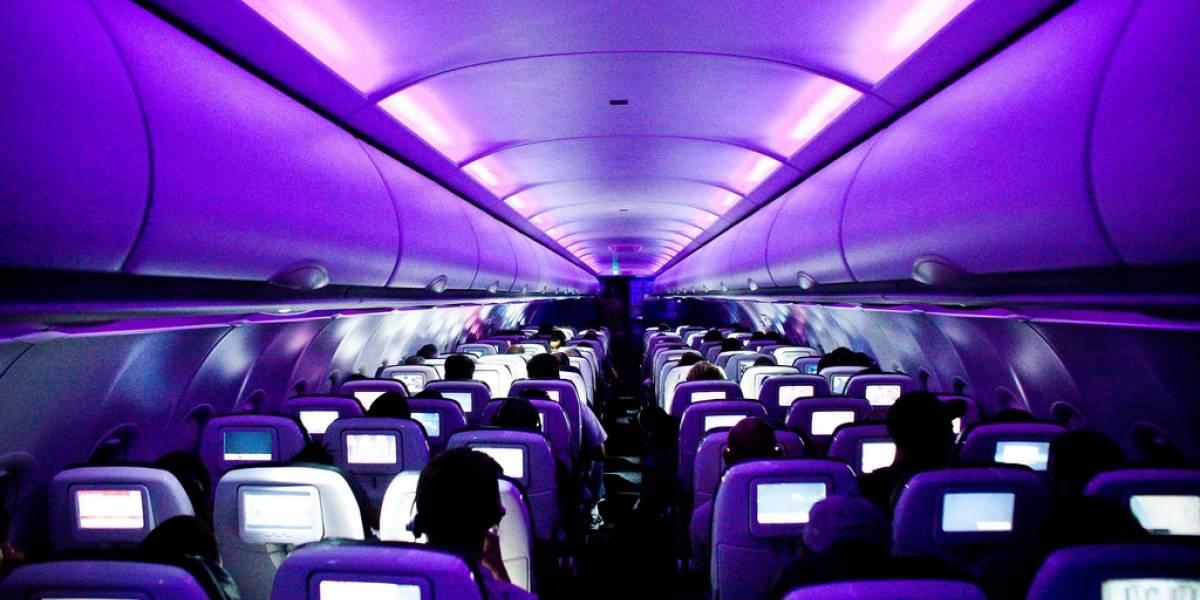 Se aprueba en España el uso de dispositivos electrónicos en aviones