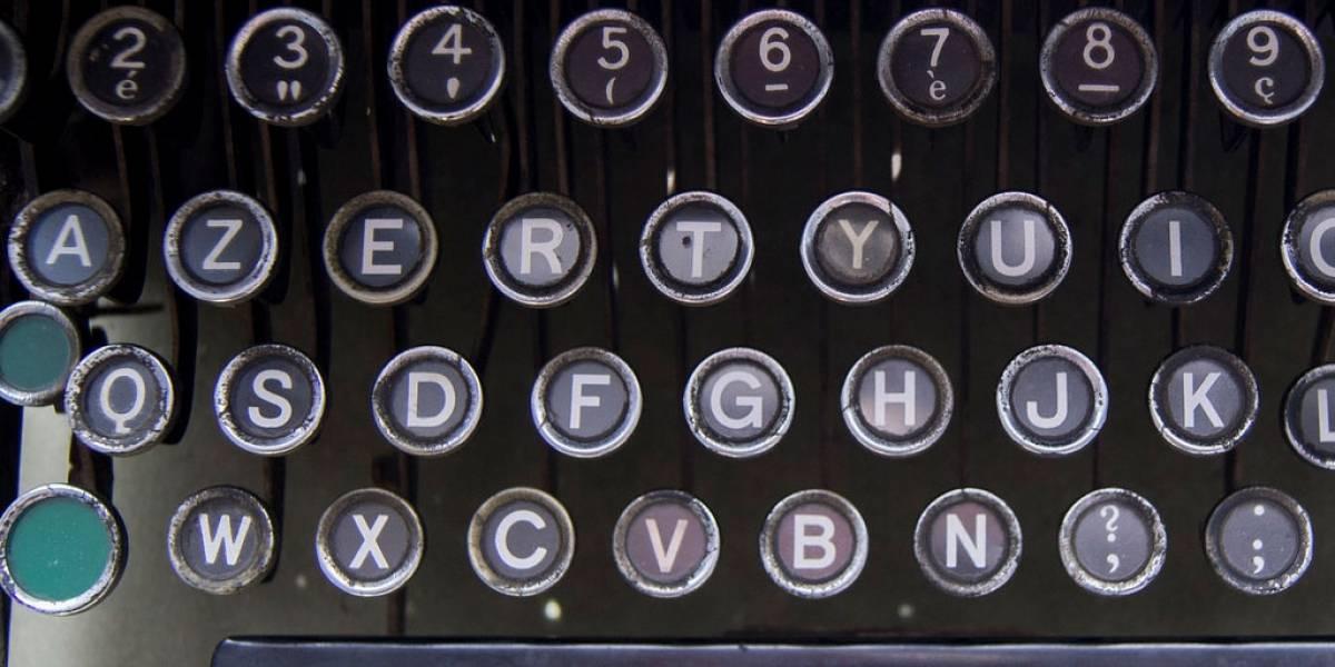 Francia podría deshacerse del teclado AZERTY