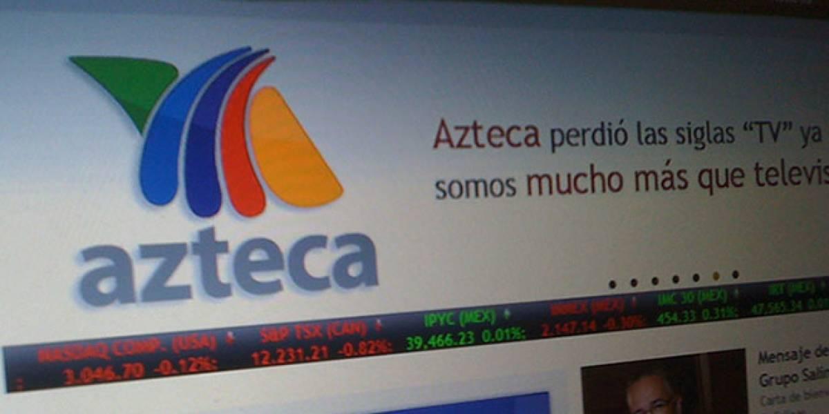 México: Anonymous ataca la web de los dueños de TV Azteca