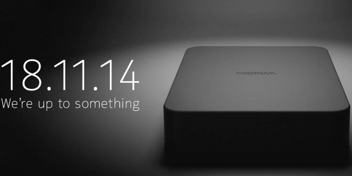 """Nokia """"está en algo"""" y no es un celular sino una misteriosa caja negra"""