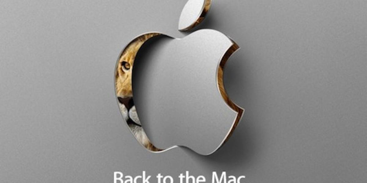 Anuncio de nuevo Mac OS X es inminente