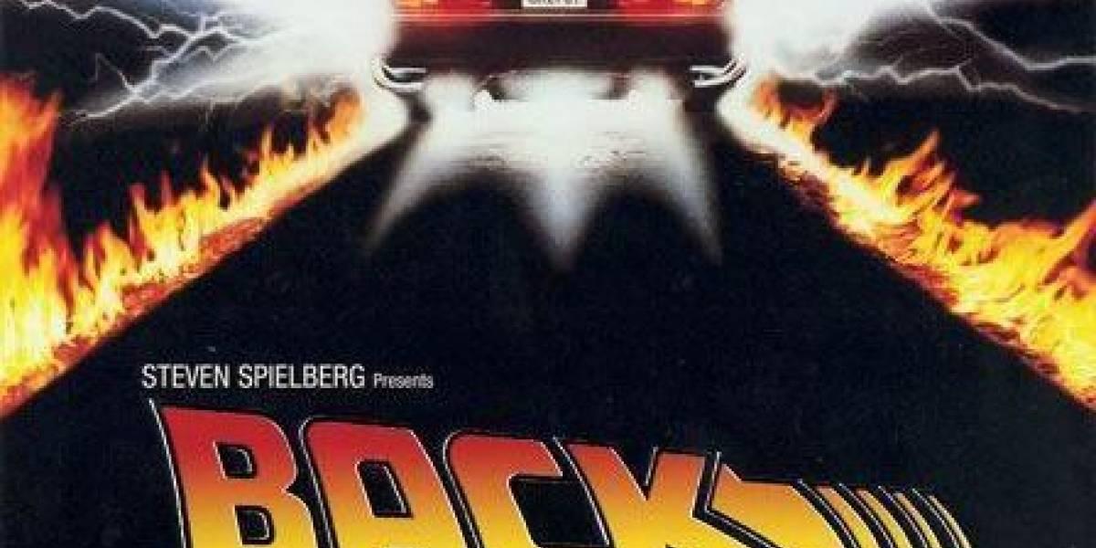 Michael J. Fox recrea trailer oficial de Volver al Futuro, 25 años después