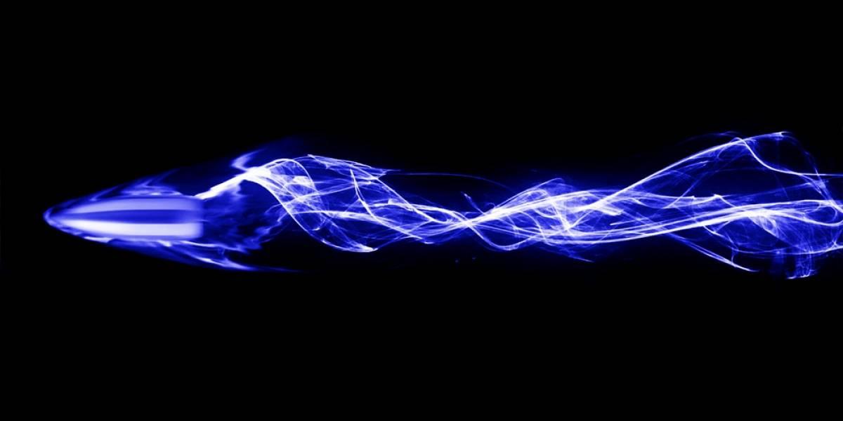 Científicos crean balas de luz, que podrían reemplazar al láser