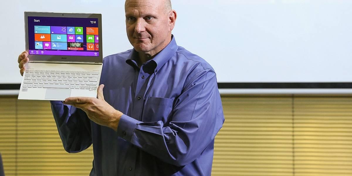 Steve Ballmer no descarta que Microsoft fabrique más hardware