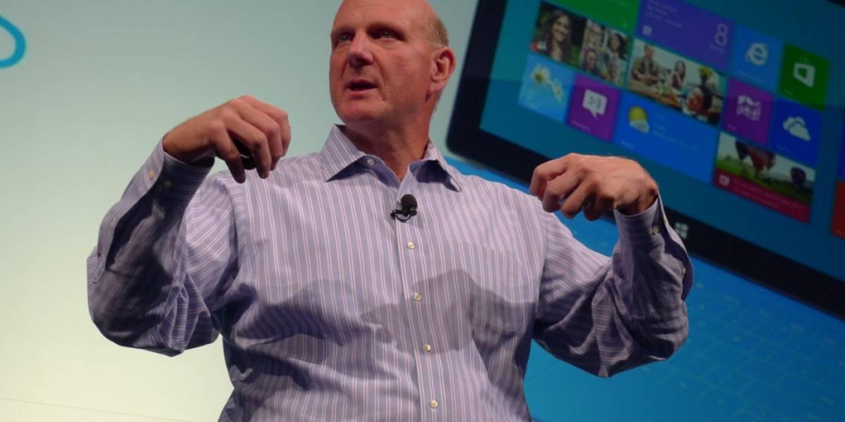 Ballmer: De lo que más me arrepiento es Windows Vista