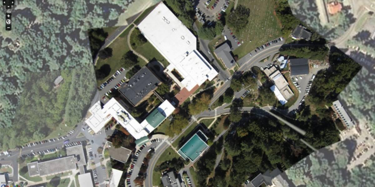 Google Earth ahora incluye fotos aéreas tomadas desde globos