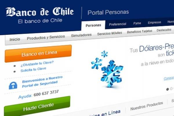 Banco chile pyme
