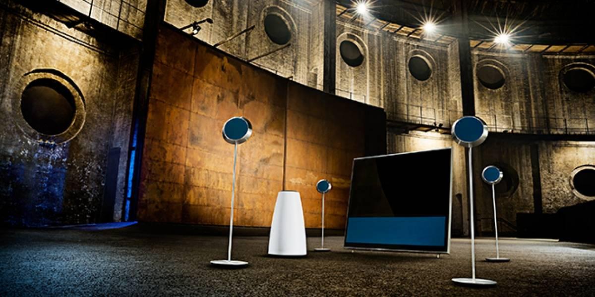 Beolab 14: Tecnología y diseño al servicio del sonido