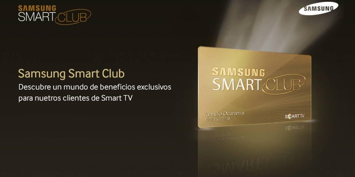 Smart Club: un selecto grupo cargado de entretención