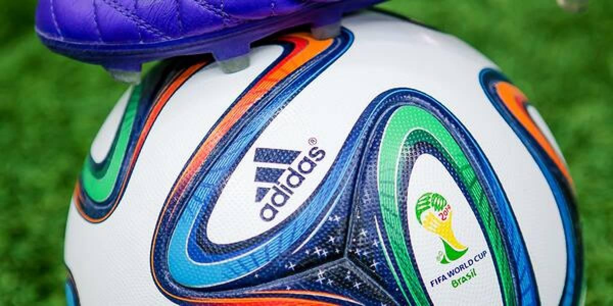 La ciencia tras Brazuca, el balón oficial de la Copa del Mundo 2014