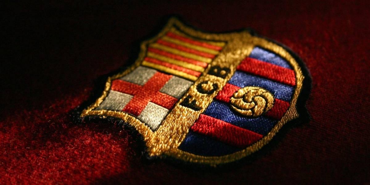 Ejército Electrónico Sirio intervino la cuenta de Twitter del FC Barcelona