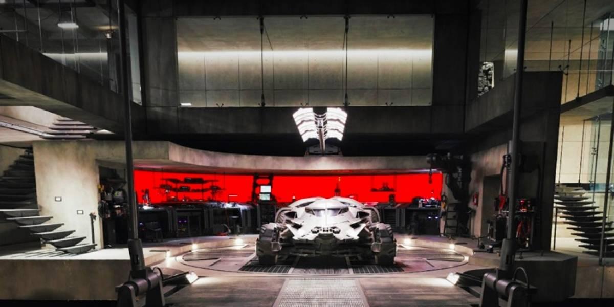 Visita la Baticueva y la mansión de Bruce Wayne en Google Maps