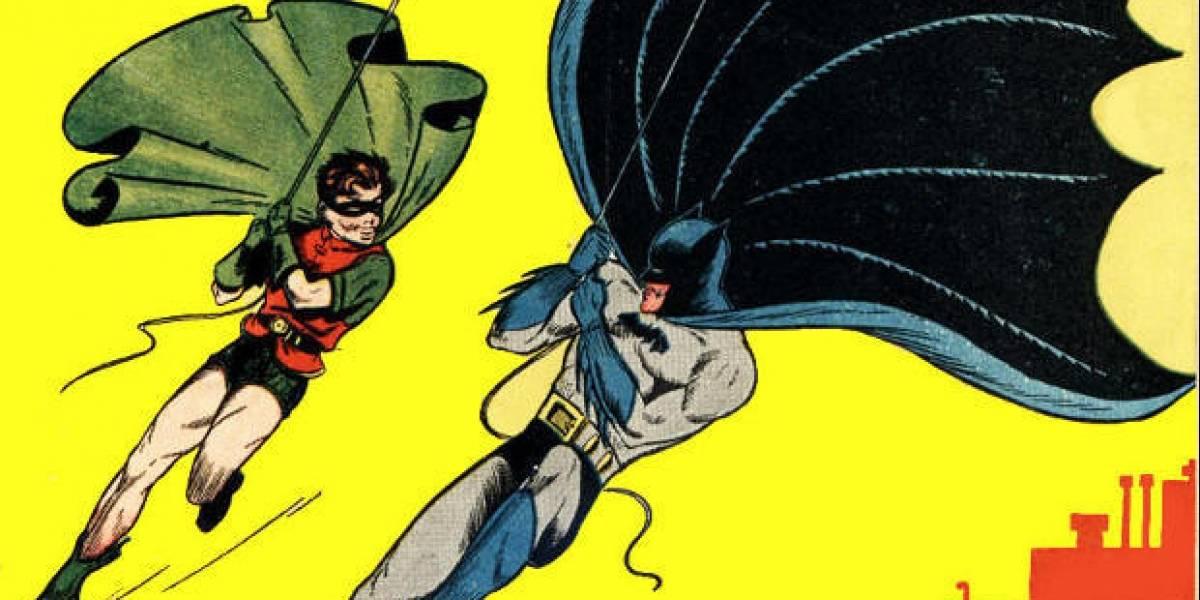 Bill Finger será reconocido como co-creador de Batman, junto con Bob Kane