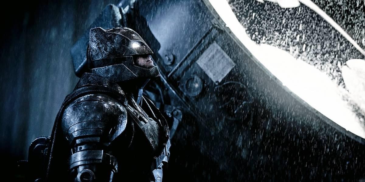 Versión extendida de Batman v Superman tendrá clasificación para adultos