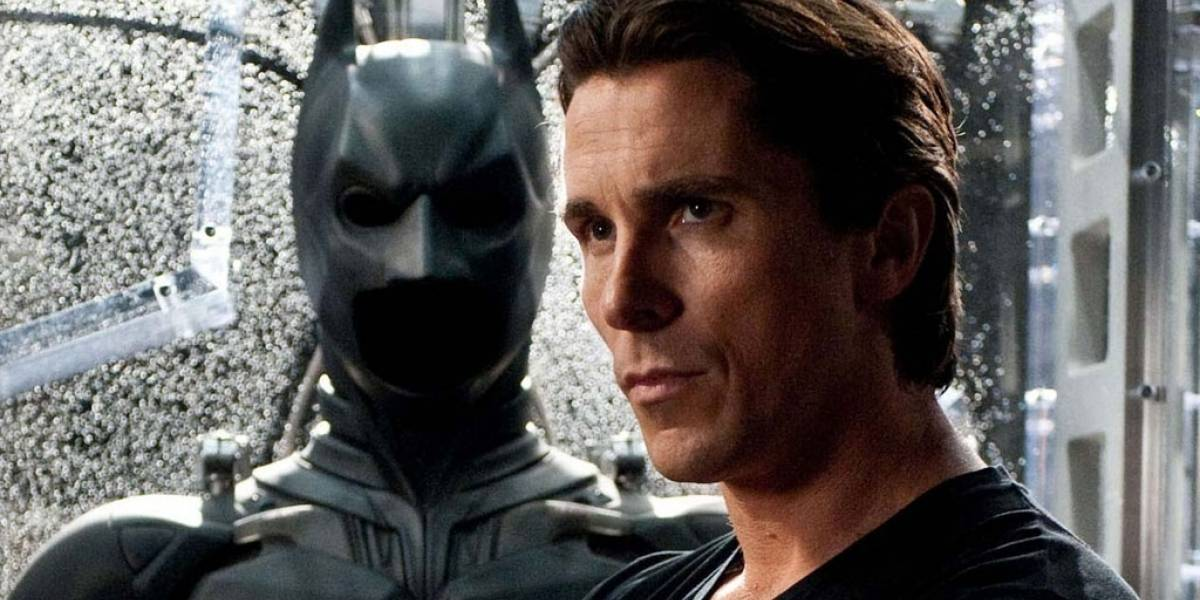 Christian Bale afirma que pudo lograr un mejor Batman