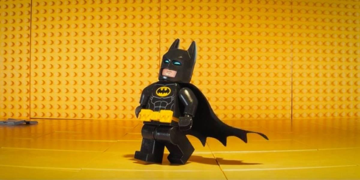 Este es el segundo tráiler de The LEGO Batman Movie
