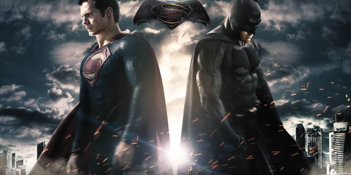 Warner Bros. publicó la sinopsis oficial de Batman v Superman: Dawn of Justice