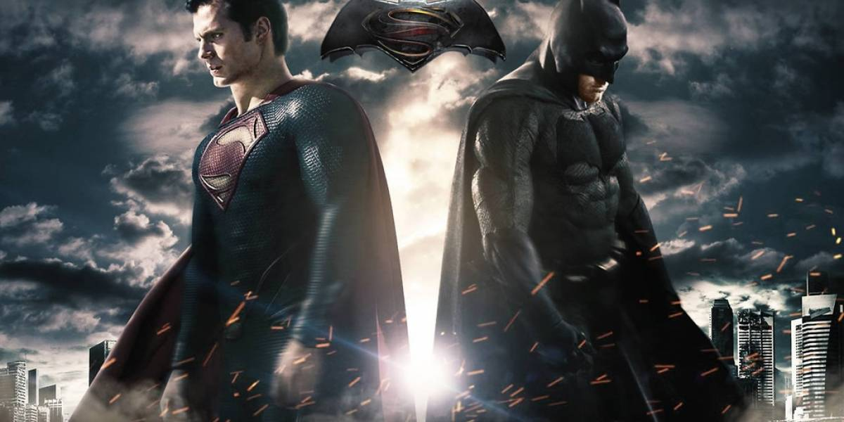 En mayo se estrena el primer avance de Batman v Superman: Dawn of Justice